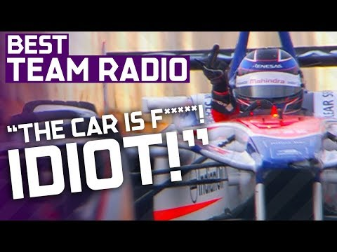 """Car is ******!"" Best Team Radio: Marrakesh (Round 3)"