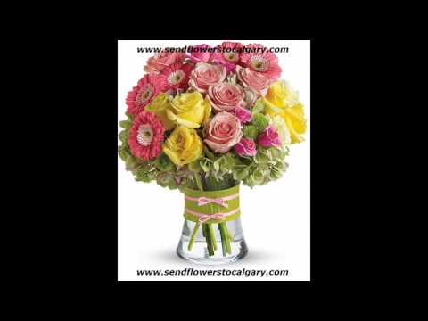 airdrie ab flower shops