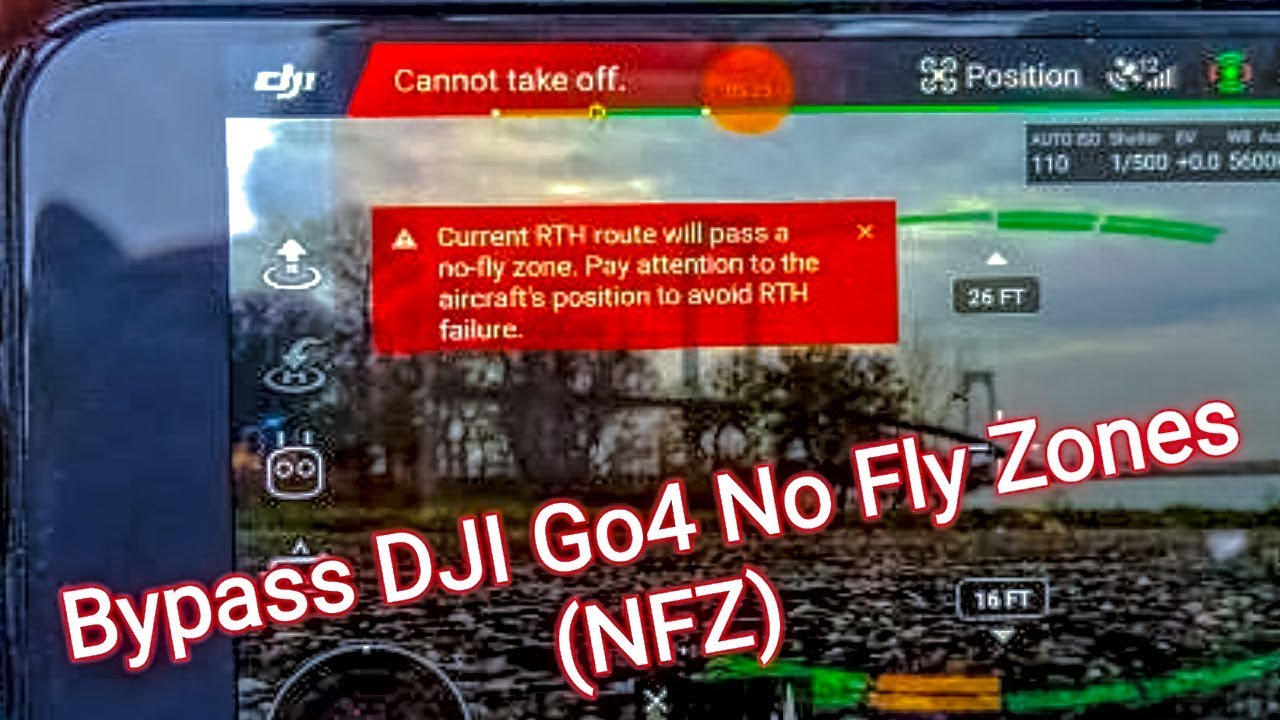 NFZ Limit - just appeared on controller | DJI Mavic Drone Forum