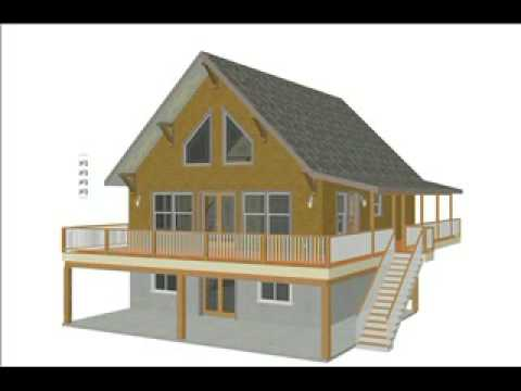 Free cabin plans download free house plans free garage for Free garage plans online