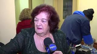 Νέα Υόρκη: Χριστούγεννα στην HANAC
