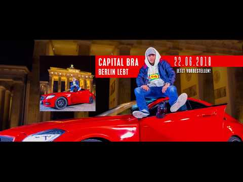 CAPITAL BRA - BERLIN LEBT VÖ 22.06.2018 - TEASER