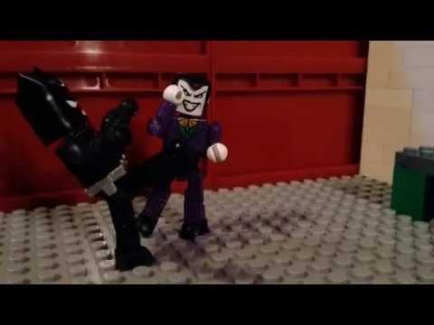 the batman legacy ep 34 batman beyond return of the joker minimates lego stopmotion video