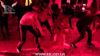 RK Ведущий Руслан Костов Свадьба Прибой 16.11.13 Виктор и Елена