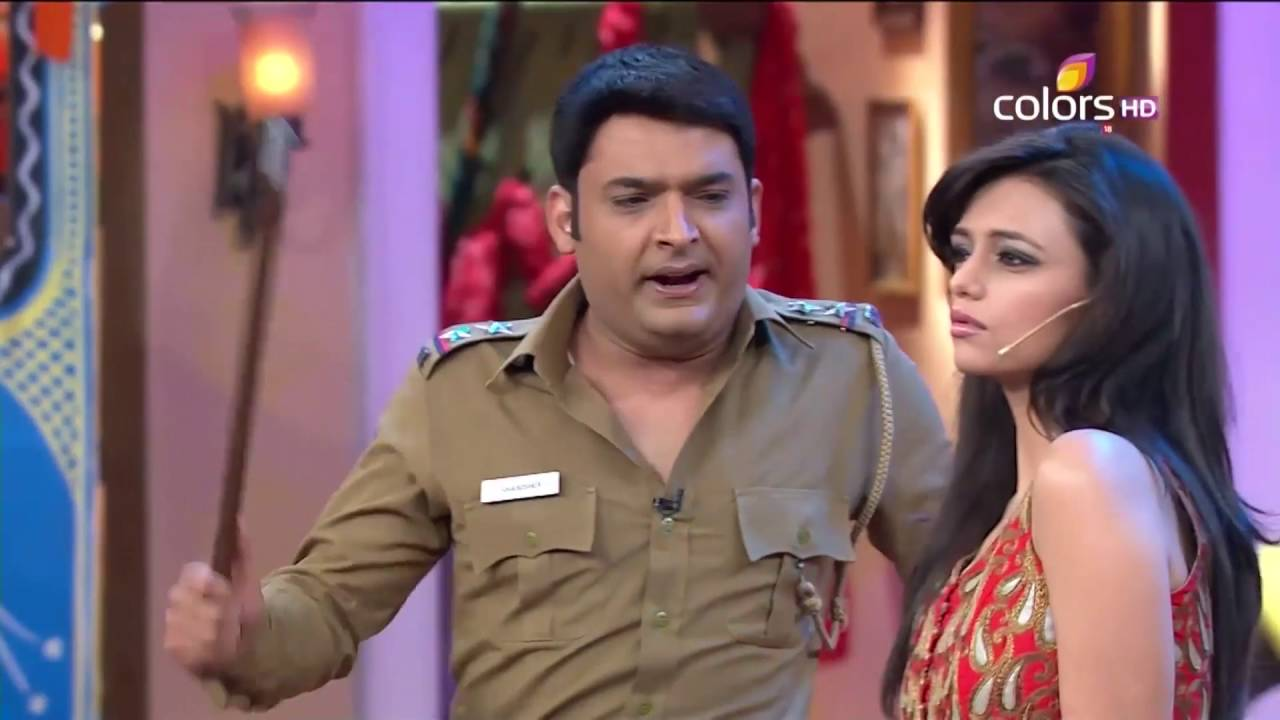 Download Comedy Nights with Kapil - Anushka & Neil Bhoopalam - NH 10 - 8th March 2015 - Full Episode (HD)