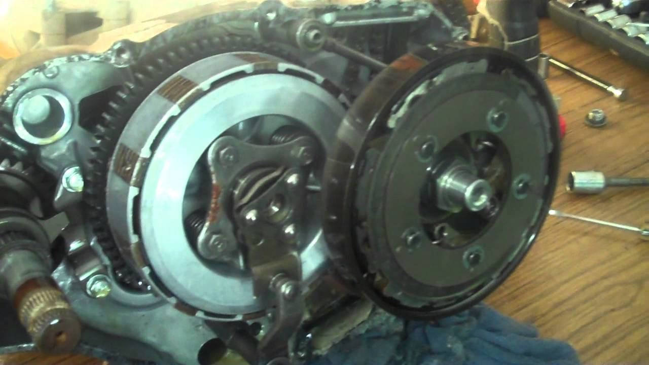 honda 300 fourtrax clutches