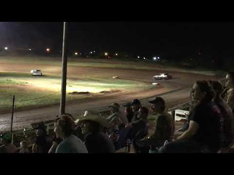 6/16/19 Abilene Speedway A Main Street Stock (PART 3)