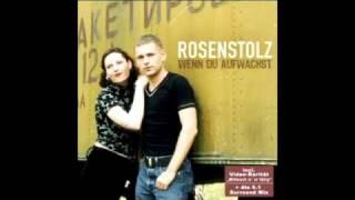 Rosenstolz - Die Zigarette danach