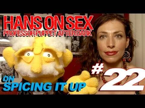 Hans on Sex #22 - Spicing it up - In the Bedroom - 동영상