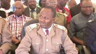 Early political campaigns dominated Mashujaa Day celebrations in Isiolo