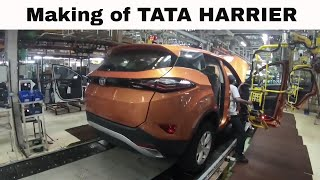 Making of TATA HARRIER and Testing on Extream Roads