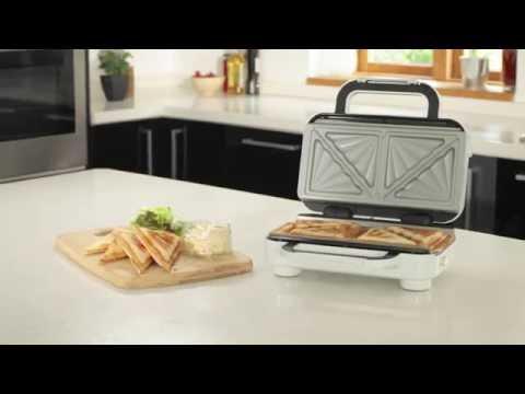 Breville High Gloss DuraCeramic™ Sandwich Toaster, VST074