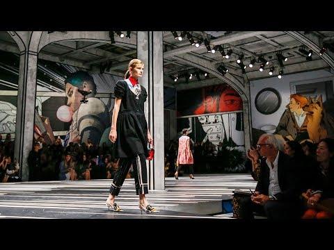 Prada | Spring Summer 2018 Full Fashion Show | Exclusive