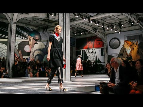 Prada | Spring Summer 2018 Full Fashion Show | Exclusive