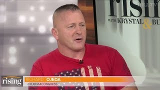 Richard Ojeda To Bloomberg: 'The Dirt Poor Will Eat The Filthy Rich'