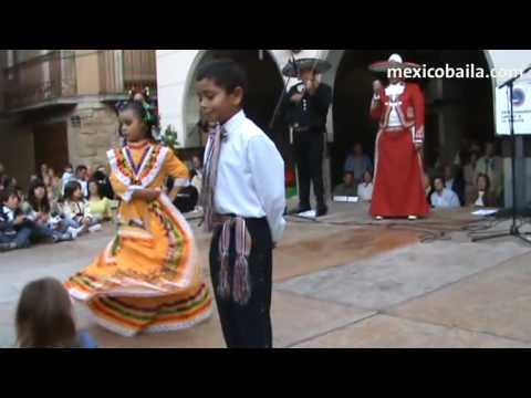 México Baila - La Madrugada (Jalisco)