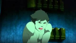 Justice League vs. Teen Titans (Mini Clip) - They call him Garfield