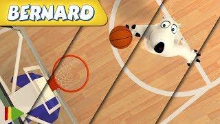 Bernard Bear | Zusammenstellung von Folgen | Basketball 2