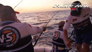Black Hole USA: PV Tuna Trip with Black Hole Cape Cod Special 450g Rods! Part 1