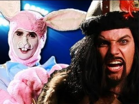Epic Rap Battles of History 8: Genghis Khan VS. Easter Bunny [Instrumental]