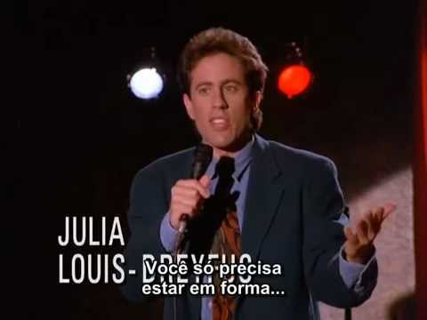 Seinfeld- Jerry Seinfeld on Health clubs