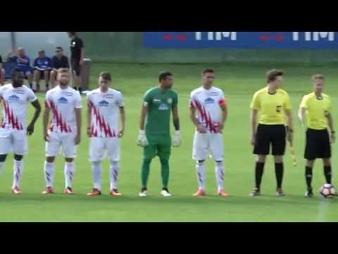 Friendly match: Genoa - FC Südtirol  (20.07.2016)