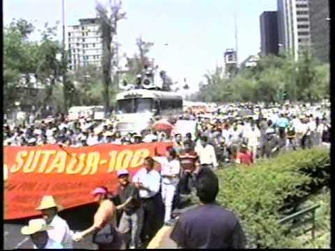 Ruta 100, camino al fascismo (3 de 3). Calderón aplica el mismo método contra el SME