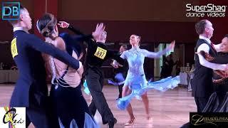 Comp Crawl with DanceBeat! Ohio 2019! Amateur Smooth Winners