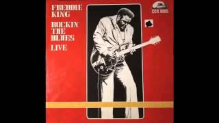 Freddie King - Wee Baby Blues (live)
