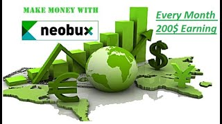 Neobux Earning &Daily Work neobux registration & trusted side