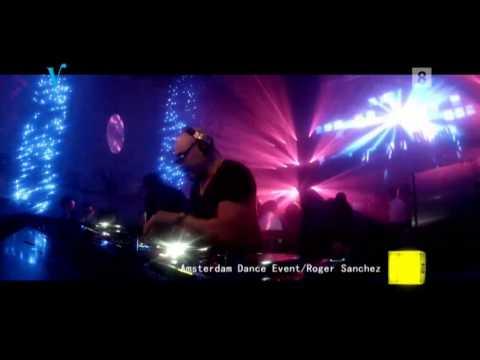 Roger Sanchez live set @ ADE Stealth party 2012, Escape, Amsterdam