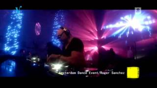 Roger Sanchez live set @ ADE Stealth party 2012, Escape, Amsterdam