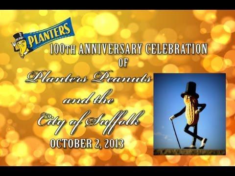 Planters Peanuts 100th Anniversary Celebration