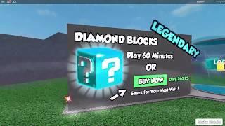 OS blocos mais caros do mundo de CHANCE em ROBLOX!!