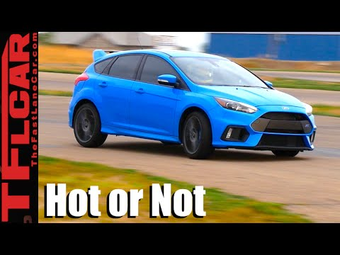 2016 ford focus rs track 0 60 mph review tfl leaderboard hot or not youtube. Black Bedroom Furniture Sets. Home Design Ideas