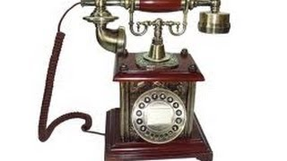 How to correctly dial a telephone number.