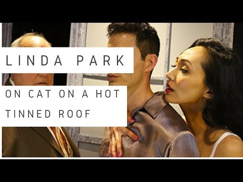 Linda Park on Cat on a Hot Tinned Roof 5/7