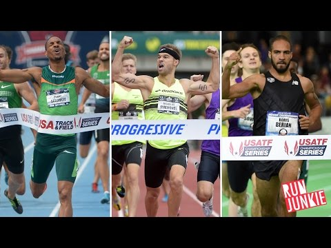 U.S. 800m Runners React To Donavan Brazier's 1:43 - RUN JUNKIE S05E30