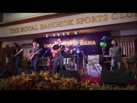 California Dreamin' by Drivers @ Royal Bangkok Sports Club RBSC