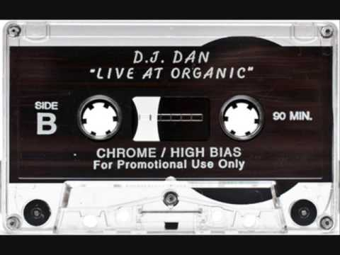 Dj Dan - Live At Organic (side B)