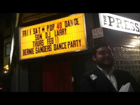 Socialist Alternative finds opening at Bernie Sanders dance party