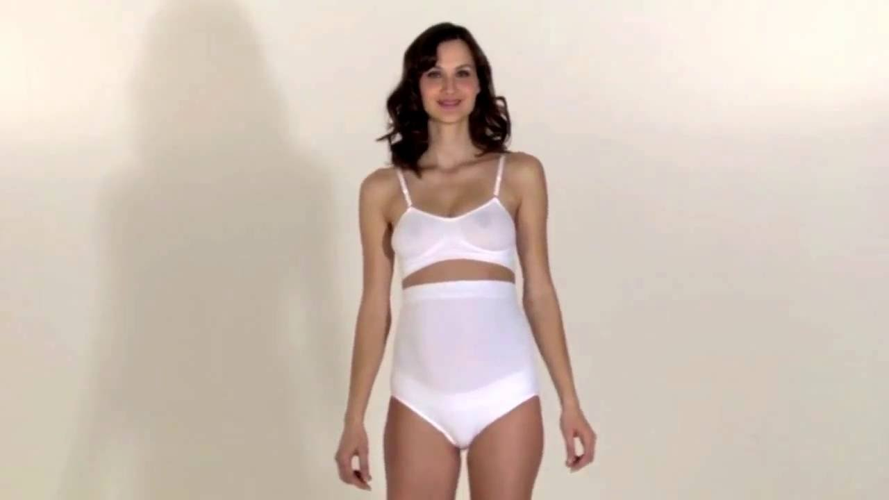 Art.5100 - Σλιπ Εγκυμοσύνης Relaxmaternity Cotton - YouTube e4d4dd5b943