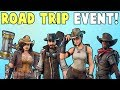 Road Trip Event, Challenge The Horde, Tons of Changes! | Fortnite Save The World News! (Update 5.0)