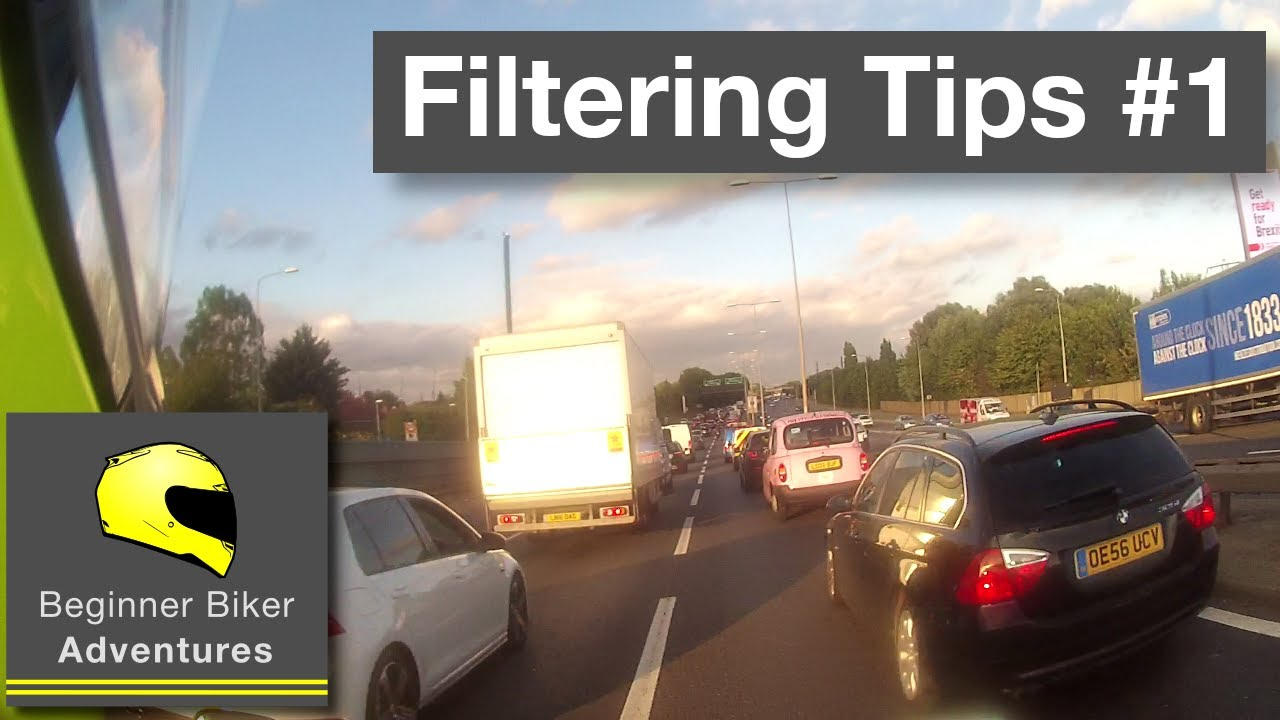 Download Motorcycle Filtering Tips for Beginners - Part 1 Legalities