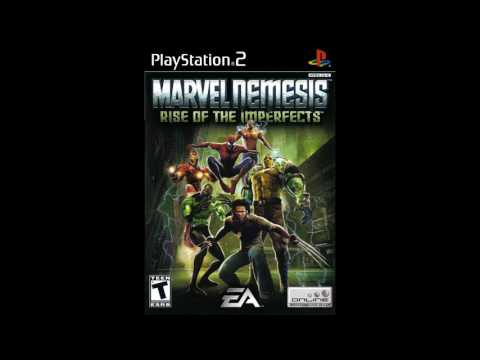 Marvel Nemesis: Rise of the Imperfects Music - Main Menu 1