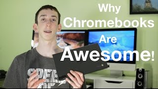 Top 10: Reasons To Buy A Chromebook!