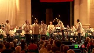Le luci della Storia su Porta Pia - Concerto della Banda dell