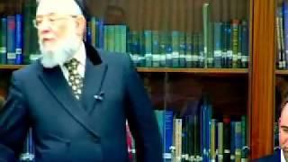 הרב ישראל מאיר לאו, שבת הגדול / Rabbi Israel Meir Lau, The Great Sabbath ✔
