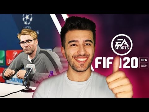 FIFA 20 CAREER MODE NEWS - DYNAMIC POTENTIALS PRESS CONFERENCES & PLAYER CONVERSATIONS