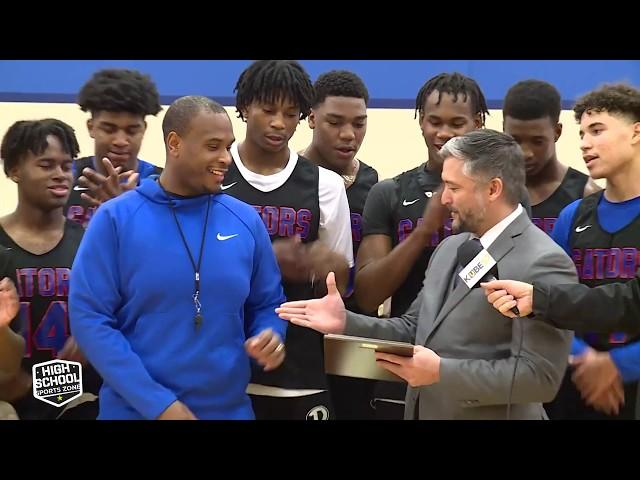 Dickinson Gators Basketball - Team of the Week